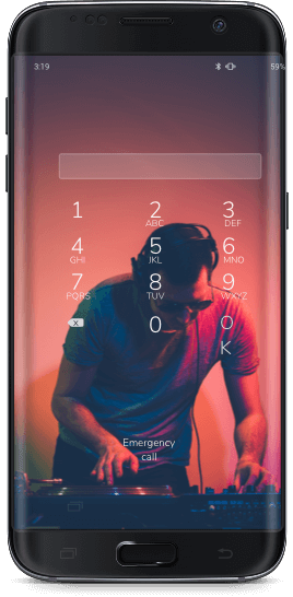 android lock screen removal